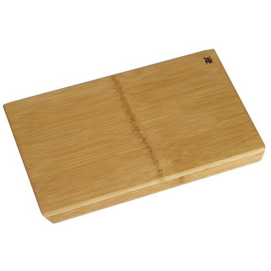 WMF vágódeszka bambusz 38x26cm