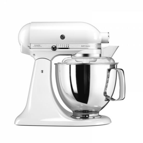 Kitchen Aid robotgép fehér 5KSM175PS EWH