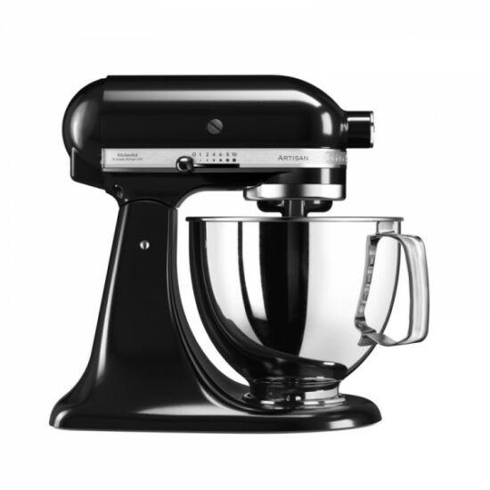 Kitchen Aid robotgép fekete 5KSM125PS EOB