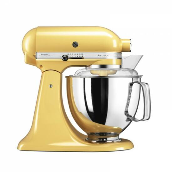 Kitchen Aid robotgép sárga 5KSM175PS EMY