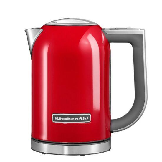 Kitchen Aid vízforraló piros 5KEK1722EER