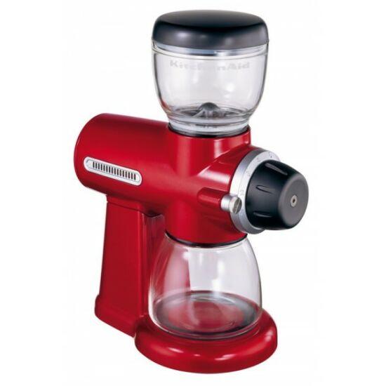 Kitchen Aid Artisan kávédaráló piros 5KCG100EER