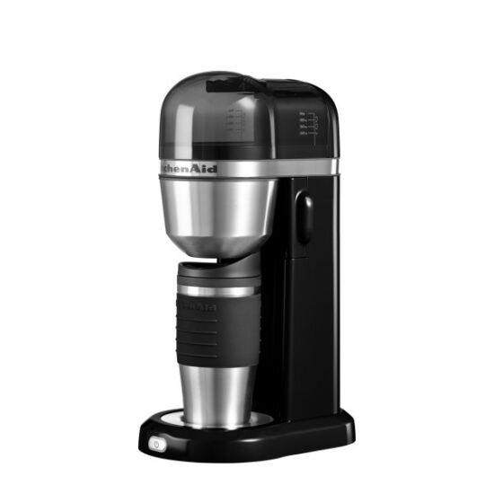 Kitchen Aid bögrés kávéfőző fekete 5KMC402EOB