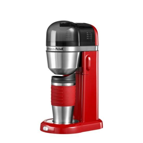 Kitchen Aid bögrés kávéfőző piros 5KMC402EER