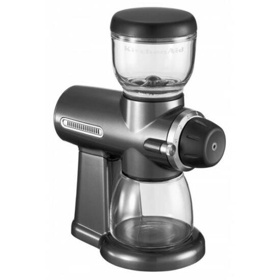Kitchen Aid Artisan kávédaráló metálszürke 5KCG100EPM