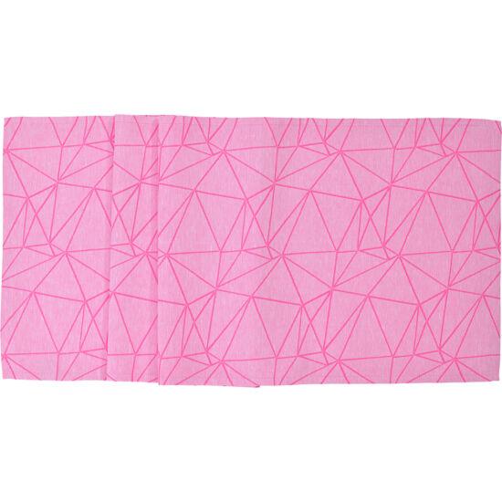 Sander futó GRAPHIQUE 47*150cm FB14 pink