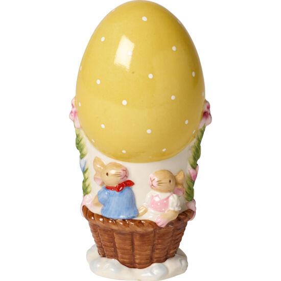 V&B Bunny Family tojás hőlégballon
