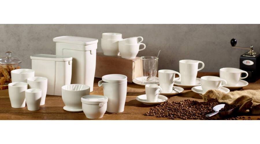 V b coffee passion fedeles cukortart villeroy and boch for Passion coffee